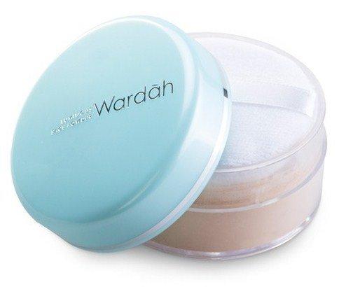 Harga Bedak Wardah Tabur Exclusive 2 - Luminous Face Powder
