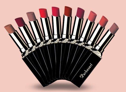Harga Lipstik Purbasari Matte, Review dan Warna Lengkap 1 - Color Matte
