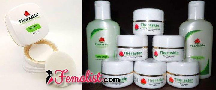 Katalog Daftar Harga Produk Cream TheRaskin Acne Glow Asli