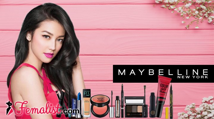 Katalog Harga Produk Kosmetik Maybelline Indonesia Lengkap