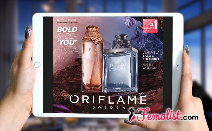 Katalog Oriflame Beauty Terbaru