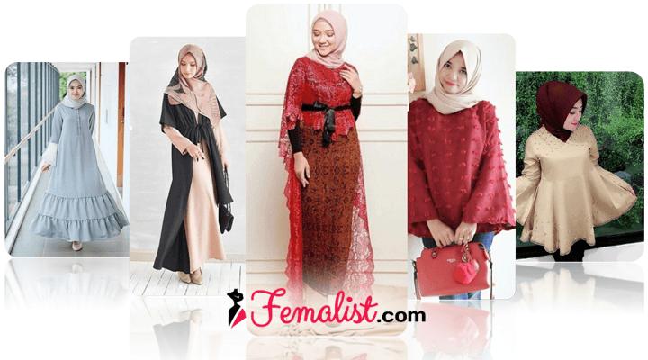 Model Baju Muslim Terbaik yang Bakal Booming