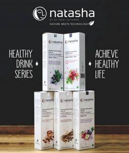Natasha Skin Care Clinic Center 4 - Minuman Sehat - Healthy drink series - Cantik dari dalam