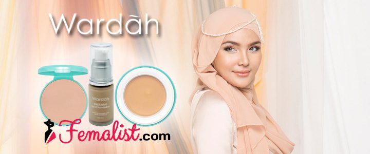 Harga Foundation Wardah Exclusive Luminous Liquid Creamy