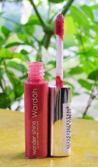 Harga Lip Cream dan Lipstik Terbaik 3 - Wardah Wondershine