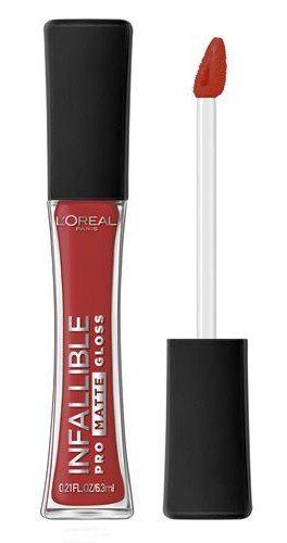 Harga Lipstik Cair Matte 9 - Loreal Infallible Pro Matte Gloss