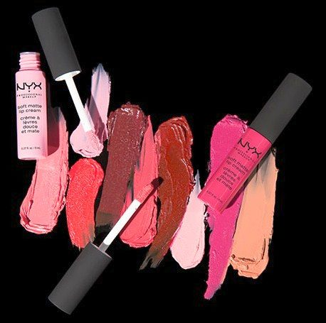 Harga Lipstik Waterproof Tahan Lama 7 - NYX Soft Matte Lip Cream