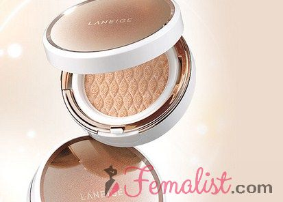 Review Produk Laneige 3 - BB cushion anti aging