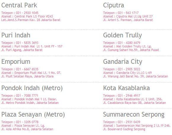 Toko Distributor Resmi Etude House 4 - 1 Jakarta bekasi dll
