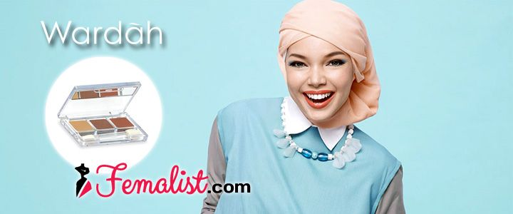 Femalist.com Tips Wanita Tutorial Hijab Fashion Kecantikan