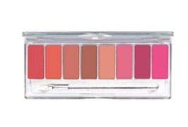 Harga Produk Lipstik Wardah 4 - Lip Palette Pinky Peach natural