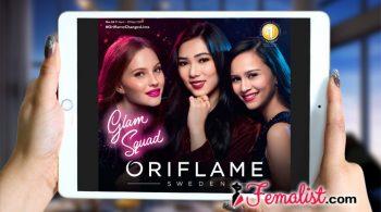 Katalog Oriflame Indonesia [bulandpn] [tahun] Terbaru