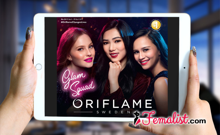 Katalog Oriflame Indonesia April 2019 Terbaru